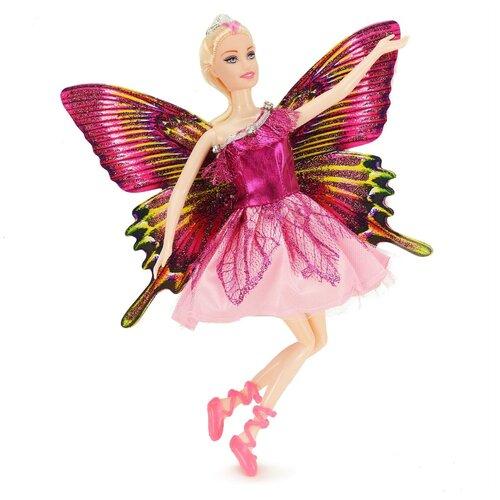 Кукла QIAN JIA TOYS Emily Фея-бабочка, 28 см, HP1110881