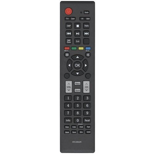 Фото - Пульт Huayu ER-22642R для телевизора Rolsen пульт 37m10 rubin izumi hyundai для телевизора rolsen
