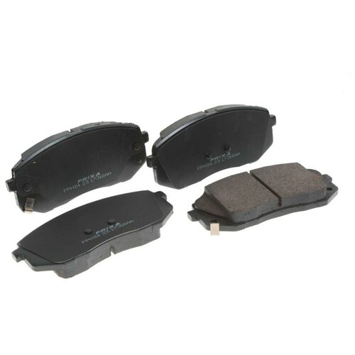 Дисковые тормозные колодки передние Frixa FPH34 для Hyundai ix35, Hyundai Tucson, Kia Sportage (4 шт.) ветровики korea hyundai ix35 tucson ix