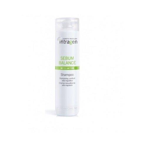 Купить Revlon Intragen Sebum Balance шампунь для жирной кожи головы 250 мл, Revlon Professional