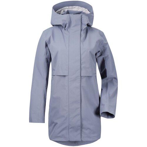 Куртка женская Didriksons Edith серо-фиолетовый 34 фото