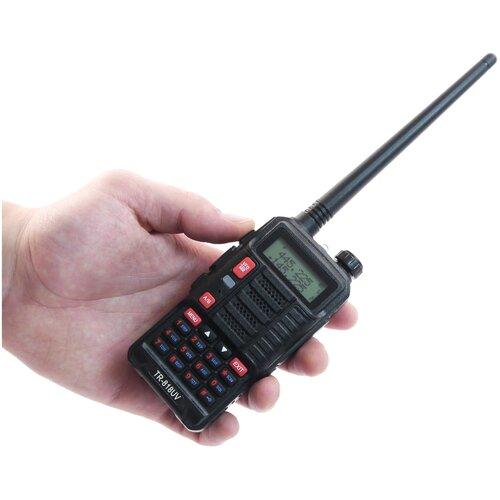 Рация BAOFENG TR-818, рации баофенг uv, рация baofeng, портативные радиостанции, рация баофенг