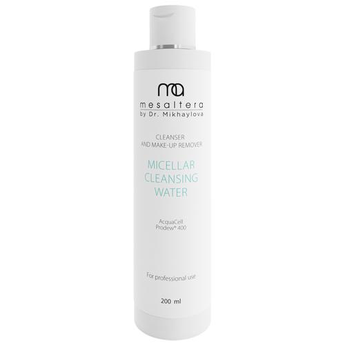 MESALTERA by Dr. Mikhaylova мицеллярная вода для экспресс демакияжа Mesaltera Micellar Cleanser, 200 мл