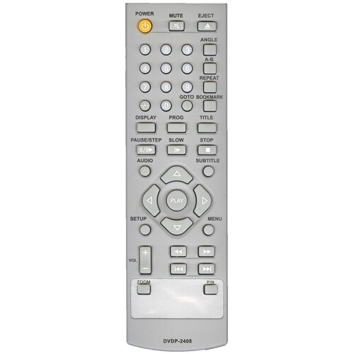 Фото - Пульт Huayu DVDP-2408 ic для dvd-плеера Elenberg пульт huayu hof 54b1 4 для tv dvd elenberg
