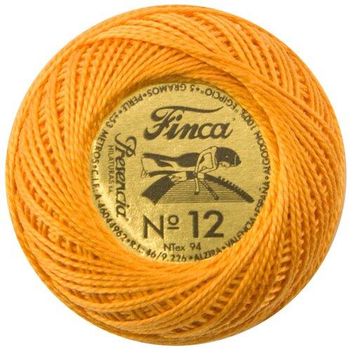 Купить Мулине Finca Perle(Жемчужное), №12, однотонный цвет 7726 53 метра 00008/12/7726, Мулине и нитки для вышивания