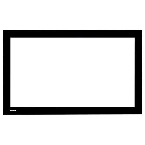 На раме матовый белый экран Digis VELVET DSVFS-16906L