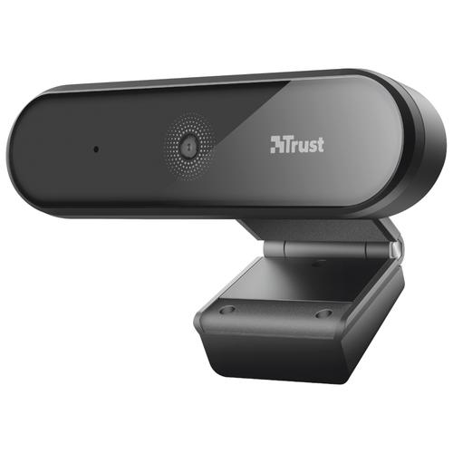 Веб-камера Trust Tyro Full HD Webcam черный