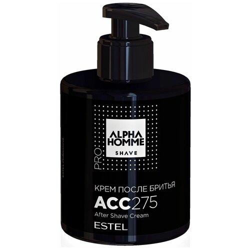 Крем после бритья Alpha Homme Pro Shave Estel Professional, 275 мл недорого