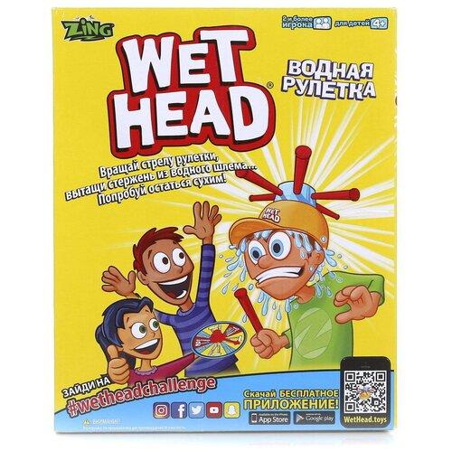 Настольная игра Zing Wet Head