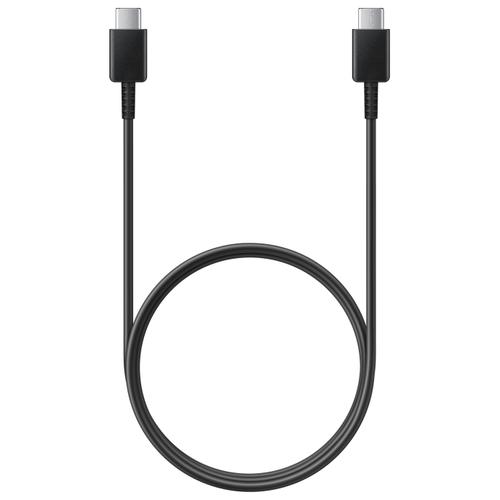 Фото - Кабель Samsung USB Type-C - USB Type-C (EP-DA705B) 1 м, черный кабель usb2 0 type c type c 1m samsung ep da705bbrgru черный
