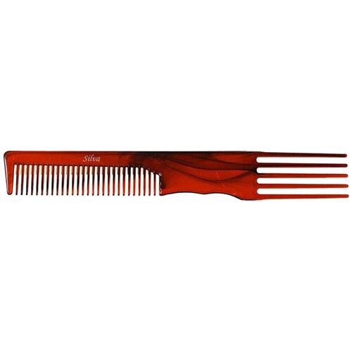 Фото - Silva Расческа для начеса волос SC 323 расческа для волос карманная silva пластик 12 3х2 9см арт 321