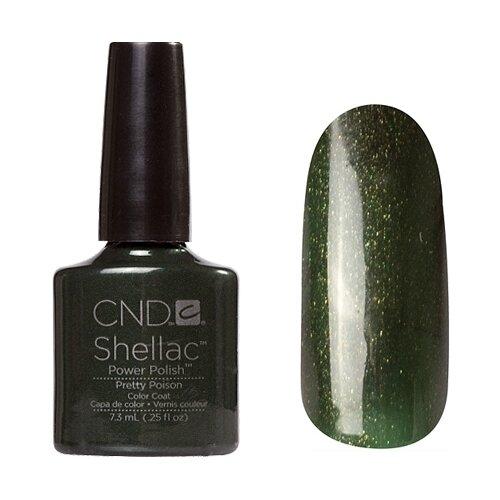 Купить Гель-лак для ногтей CND Shellac, 7.3 мл, Pretty Poison