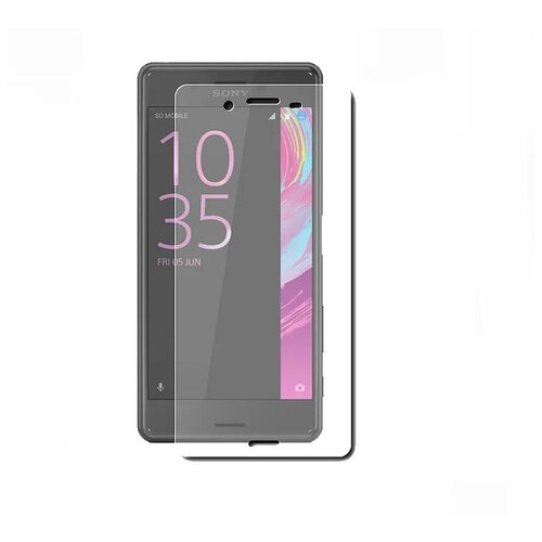 Защитная пленка MyPads на заднюю поверхность для телефона Sony Xperia X Performance/ X Performance Dual 5.0 (F8131/ F8132) глянцевая