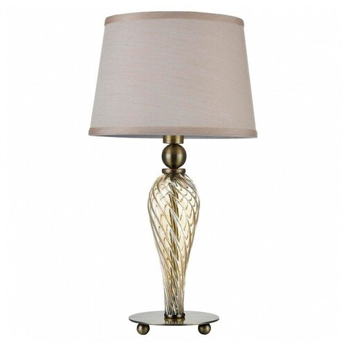 Настольная лампа декоративная Maytoni Murano ARM855-TL-01-R