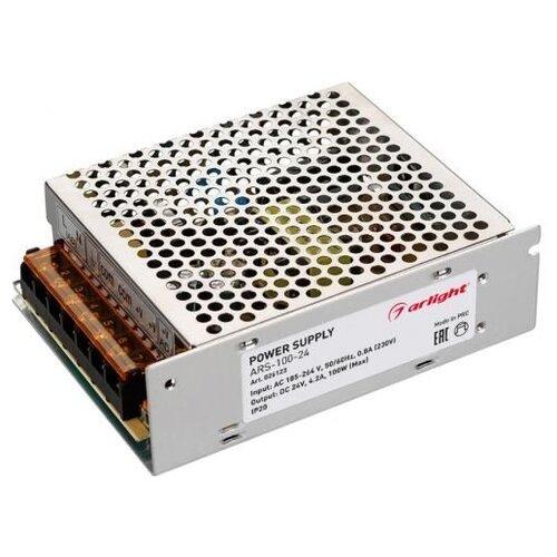 Фото - Блок питания ARS-100-24 (24V, 4.2A, 100W) блок питания ars 120 24 ls 24v 5a 120w