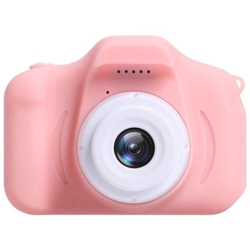 Фото - Фотоаппарат Star Детский цифровой розовый star chain hollow out crossbody bag