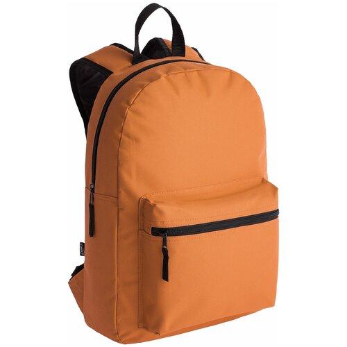 Фото - Городской рюкзак Unit Base, светло-оранжевый рюкзак unit base светло оранжевый