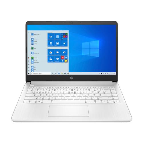 Ноутбук HP 14s-dq0043ur 3B3L4EA белый