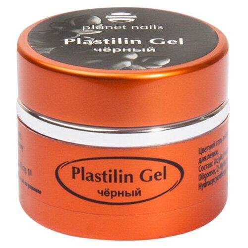 Купить Пластилин planet nails Plastilin Gel черный