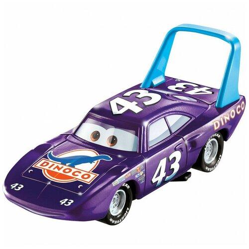 Машинка Cars Кинг GTM40 mattel машинка cars пол лошсил меняет цвет