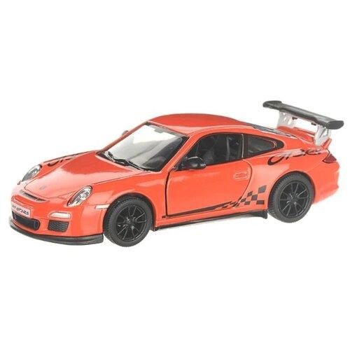 Купить Гоночная машина Serinity Toys 2010 Porsche 911 GT3 RS (5352DKT) 1:36, 12.5 см, красный, Машинки и техника