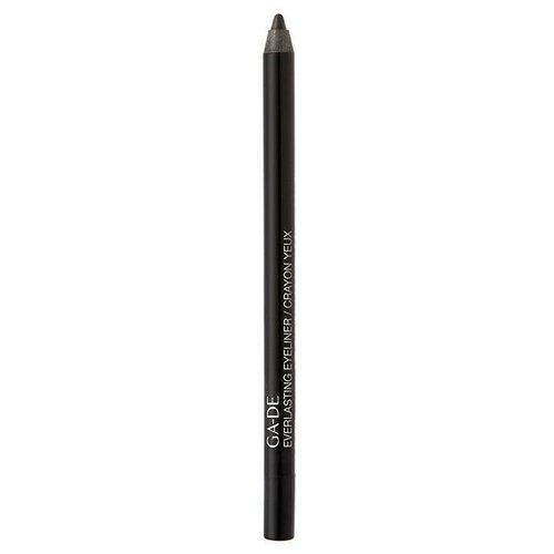 Фото - Ga-De Карандаш для глаз Everlasting eye liner, оттенок 300 intense black ga de карандаш для глаз high precision eye liner оттенок 02 brown