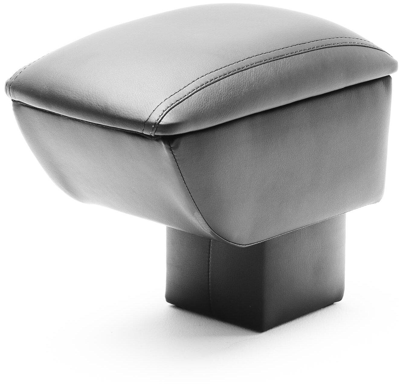 Купить Подлокотник в штатное место Alvi-Style для Chevrolet Niva 2015-, чёрный, с фиксацией крышки магнитами, на штатное место по низкой цене с доставкой из Яндекс.Маркета