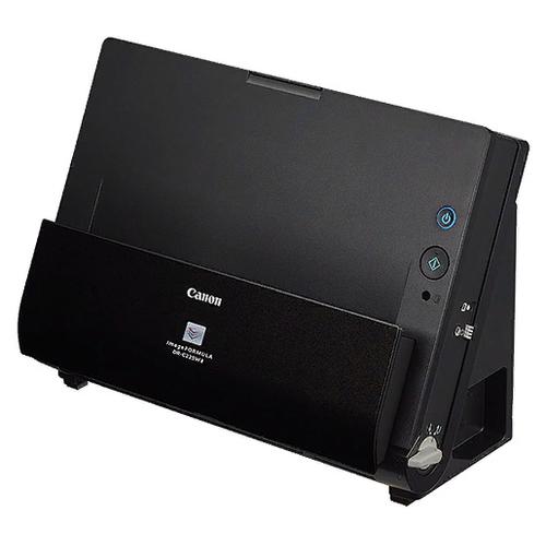 Фото - Сканер Canon imageFORMULA DR-C225W II черный сканер canon imageformula dr c225 ii 3258c003 а4 апд 30 листов 25 стр мин ежедневный объем 1500 листов 3 year warranty