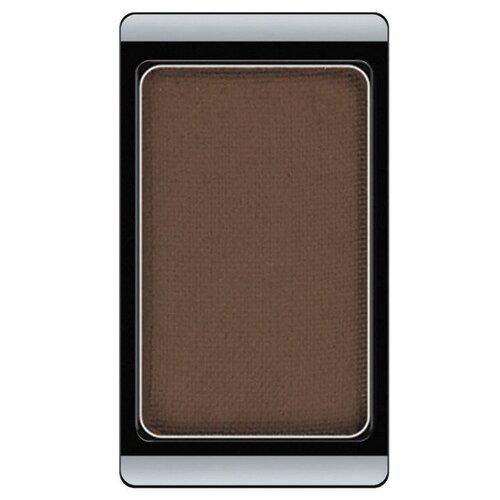 ARTDECO Тени для век матовые 524 matt dark grey mocha тени для век матовые eyeshadow matt 0 8г 524 dark grey mocha