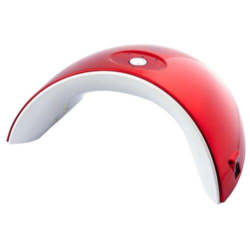 Купить Лампа для гель-лака TNL Mood, UV/LED, 36 Вт, 12 диодов, таймер 30/60/90 с, красная, TNL Professional