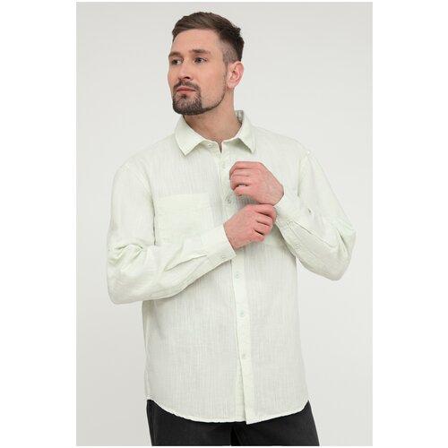 Рубашка FiNN FLARE размер XL светло-зеленый (513)