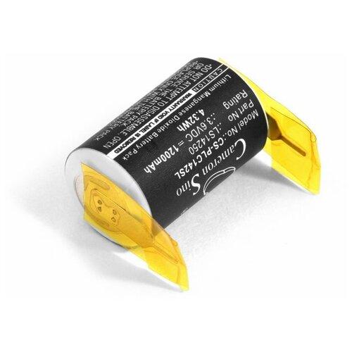 Фото - Батарейка Saft 1/2AA, LS14250 с клеммами (Li-MnO2, 1200mAh) батарейка для allen bradley 1756 bata 1756 batm li mno2