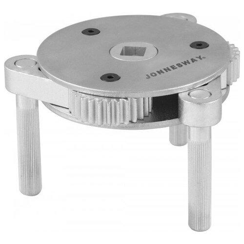 Фото - Съемник масляных фильтров трехлапый самозажимной 95-165 мм Jonnesway AI050102 съемник масляных фильтров aist 667253705 x