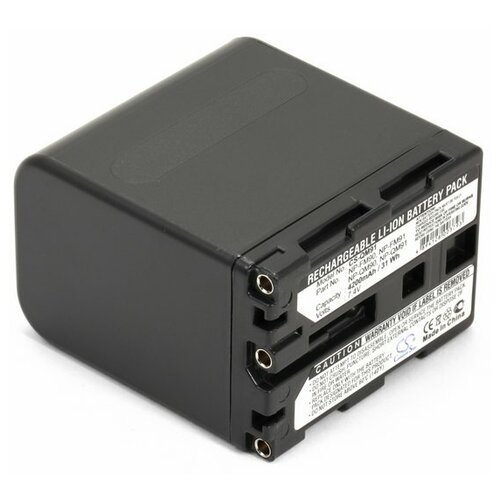 Фото - Усиленный аккумулятор для камеры Sony NP-FM91, NP-QM90, NP-QM91D аккумулятор для фотоаппарата sony np fe1