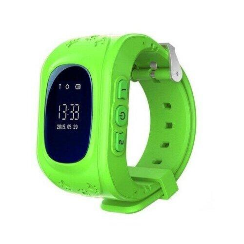 Детские умные часы Aspect Baby Watch Q50 зелёные часы smart baby watch q50 черные
