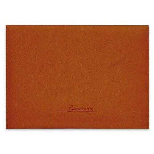 Escalada Папка для документов Наппа коричневый + наппа серый А4 (47088) коричневый