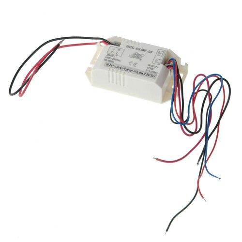 Фото - Блок питания с регулятором 4,3V/5W (к Микромед 3 LED М) h11 12 5w 600lm 25 smd 5630 led cool white car fog light 12v 2 pcs