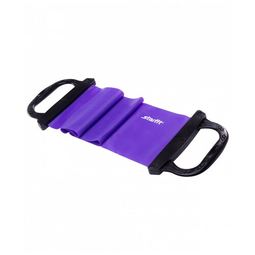 Эспандер лента Starfit ES-202 75 х 14.5 см фиолетовый
