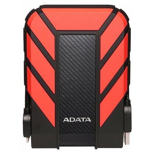 Фото - Внешний HDD ADATA HD710 Pro 2 TB, красный внешний hdd adata hd710 pro 2 tb красный
