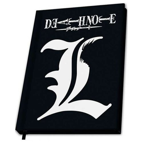 Блокнот Death Note блокнот abystyle graphic superman abynot005