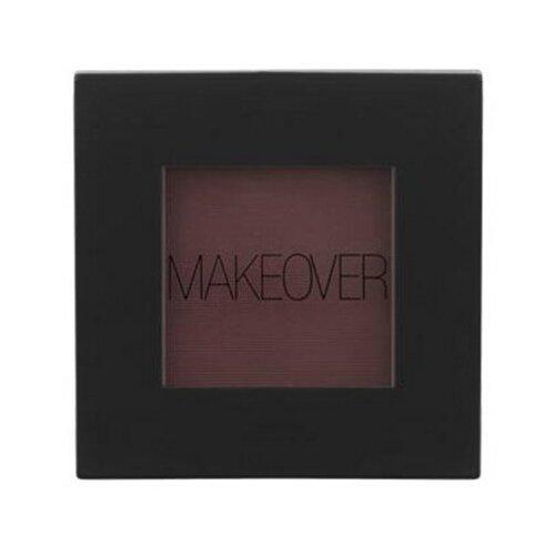 Фото - MAKEOVER Тени для век Single Eyeshadow espresso makeover paris тени для век single eyeshadow soft pink