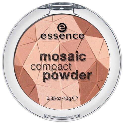 Essence компактная пудра Mosaic 01