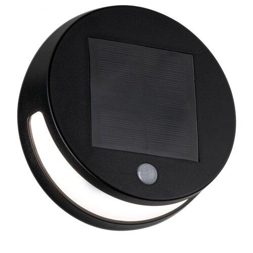 Уличный настенный светильник Paulmann Helena 3Вт 85Лм 3000K IP44 Антрацит Солн.батарея ДД 94265