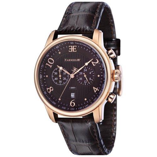 Фото - Наручные часы EARNSHAW ES-8058-02 наручные часы earnshaw es 8085 04