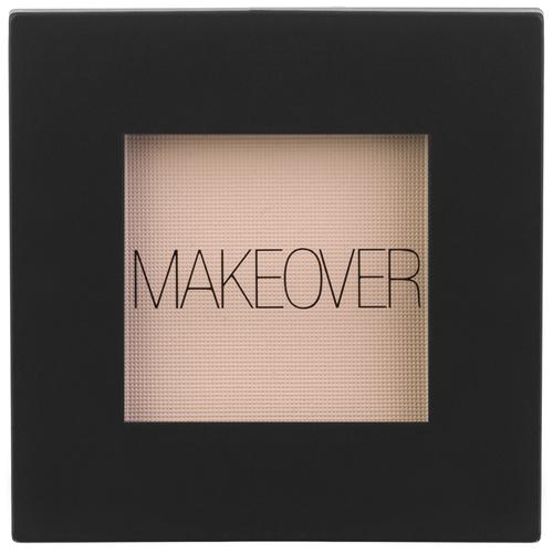Фото - MAKEOVER Тени для век Single Eyeshadow creamy white makeover paris тени для век single eyeshadow soft pink