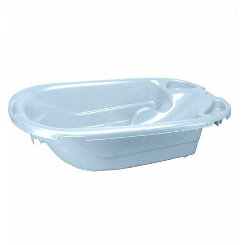 Анатомическая ванночка 925x255x530 Бытпласт светло-голубой