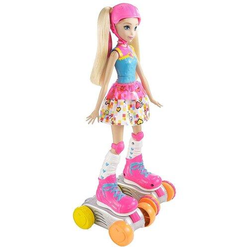 Купить Кукла CS toys на роликах с пультом управления, 32 см, JJ8855, Куклы и пупсы