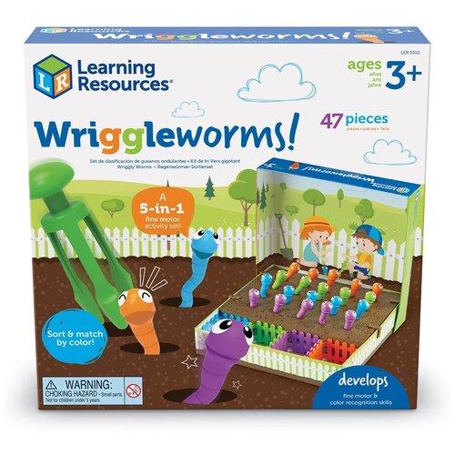 Настольная игра Learning Resources Wriggleworms!