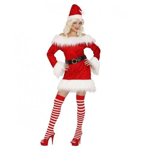 Костюм помощницы Санта Клауса. , размер 46-48.