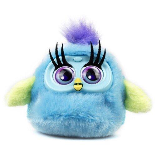 Купить Интерактивная мягкая игрушка Tiny Furries Fluffy Birds Птичка, ruby, Роботы и трансформеры